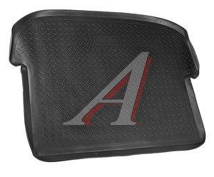 Коврик багажника HYUNDAI Santa Fe NEW (06-) полиуретан NOR NPL-P-31-22N