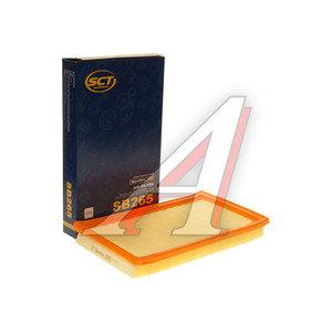 Фильтр воздушный OPEL Astra F,Corsa A (D/TDI) SCT SB265, LX588,