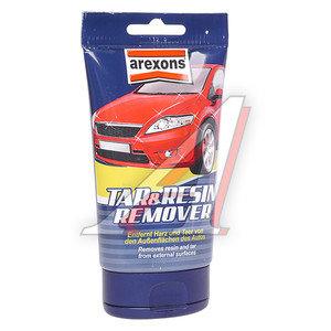 Очиститель-крем битумных пятен и смол тюбик 100мл AREXONS AREXONS 7114