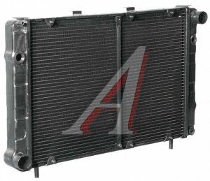 Радиатор ГАЗ-3110 медный 2-х рядный ШААЗ 3110-1301010, 3110-1301010-01/61, 3110-1301010-20