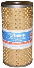 Элемент фильтрующий ГАЗ-53 масляный ЛААЗ 53-1012040, 53-1012040 А, 53-11-1017140