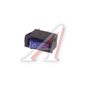 Выключатель перекидной 3-х контактный клавиша 6A 125V AC