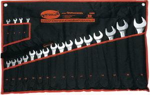 Набор ключей комбинированных 6-32мм 20 предметов в сумке изгиб 75град. АВТОДЕЛО АВТОДЕЛО 36200, 13969,