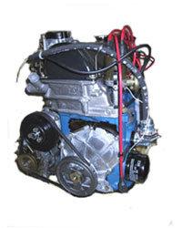 Двигатель ВАЗ-2106 (1,6л 8-кл.,74,5л.с.) АвтоВАЗ 21060-1000260-01, 21060100026001, 2106-1000260-01