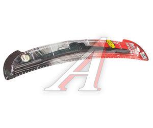 Щетка стеклоочистителя 400мм беcкаркасная (крепление крючок) Basic Line AVS 43156