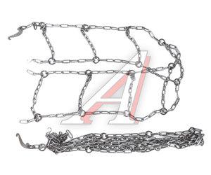 Цепь противоскольжения R16 ВАЗ-2121,ГАЗ-3302 d=6мм усиленная 2шт. ЛиМ ЦП 065, ЦП-16Л