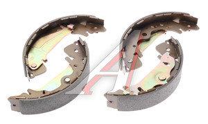 Колодки тормозные KIA Carnival (04-05) задние барабанные (4шт.) HSB HS1022, 91065800, 0K58A-2638Z
