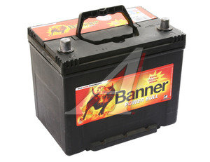 Аккумулятор BANNER Power Bull 70А/ч 6СТ70 P70 24, P70 24