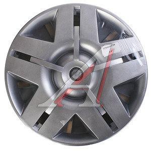 Колпак колеса R-14 декоративный серый комплект 4шт. ТРИНИТИ ТРИНИТИ R-14