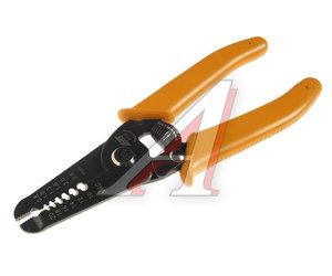 Клещи для снятия изоляции с кабелей 0.8-2.6мм (желтые ручки) JTC JTC-3318,