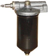 Фильтр топливный ЗИЛ-4331 тонкой очистки с подогревателем (12V) в сборе ЛААЗ 433101-1015630