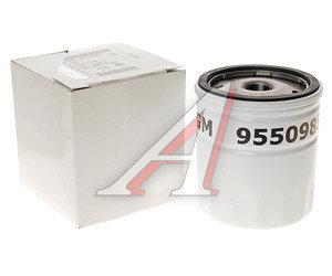 Фильтр масляный OPEL Astra G,H,Corsa C,Vectra B,C,Zafira OE 0650104, OC405/3(95509857)