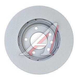 Диск тормозной VW Touareg (03-) PORSCHE Cayenne (07-) (R17) передний правый (1шт.) ATE 24.0132-0118.1, DF4763S, 7L6615302N
