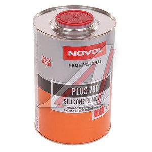 Обезжириватель NOVOL PLUS антисиликон 1л NOVOL 780, 63968