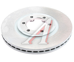 Диск тормозной SSANGYONG Rexton (02-) передний (вентилируемый) OE 4144108030
