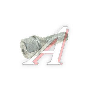 Болт колеса ВАЗ-2108-12 М12х1.25х30 литой диск под ключ 19мм 21120-3101040-00, 2112-3101040