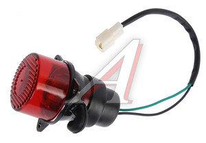 Фонарь задний указатель стоп-сигнала/габарит красный PRO SPORT 1шт. RS-03812