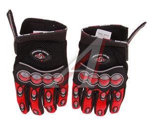 Перчатки мото MCS-01 красные XXL MCS-01 XXL
