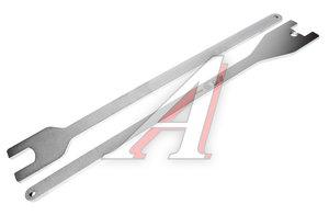 Набор ключей для муфт вентиляторов, длина 650мм (LAND ROVER) 2шт. JTC JTC-4201