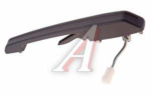 Ручка ВАЗ-2109 двери наружная задняя левая ДААЗ 2109-6205137, 21090620513700