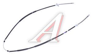 Трос стояночного тормоза ВАЗ-2123 длинный ДААЗ 2123-3508180, 21230350818000