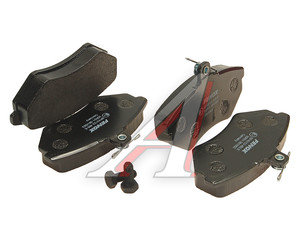 Колодки тормозные AUDI 80 передние (4шт.) FENOX BP43153, GDB1044, 8A0 698 151 C