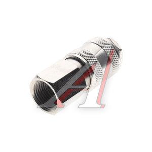 """Переходник для компрессора F1/2"""" быстросъемный с клапаном внутренняя резьба SE1-4SF, PN-SE1-4SF,"""