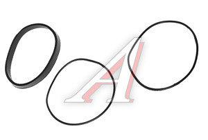 Кольцо ЯМЗ гильзы уплотнительное комплект (3 поз./3дет.) ТК МЕХАНИК 236-1002024/40 СБ, 02-10-141М,