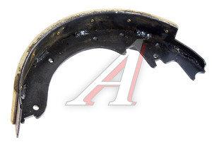 Колодки тормозные ЗИЛ-5301 задние длинные клепанные (1шт.) СЕРДОБСК 5301-3502092-01 (ТИИР-432), 5301-3502092-01