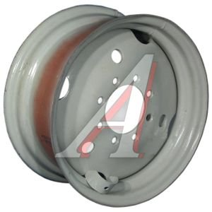 Диск колесный МТЗ передний (8 отверстий) под шину 11.2-20 с козырьком БЗТДиА W9х20, W9х20-3101020-A-02