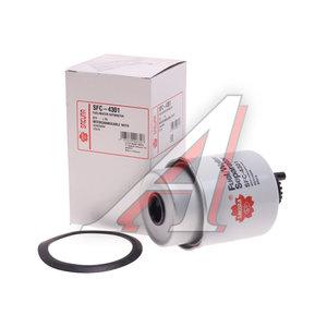 Фильтр топливный JCB 3CX,4CX (дв.PERKINS,JCB444) SAKURA SFC4301, WK8113, 32/925694