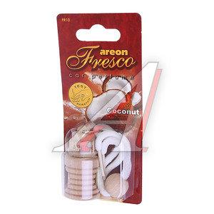 Ароматизатор подвесной жидкостный (кокос) дерево Fresco AREON FR09, 704-051-909