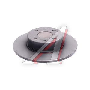 Диск тормозной FIAT Bravo (07-) (1.4) задний (1шт.) TRW DF1790, DF1790/DF1739