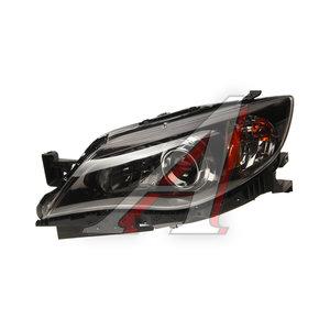 Фара SUBARU Impreza седан (08-) левая (черная окантовка) TYC 20-9122-A0-1N, 320-1118L-AS2, 84001FG251