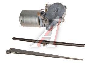 Мотор-редуктор стеклоочистителя МТЗ,ЮМЗ,МКСМ-800 комплект (рычаг+ щетка) 12V ОКТЭП СЛ230М/76.5205, 76.5205, СЛ230М-5205015