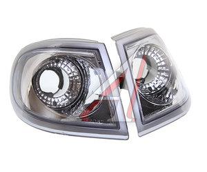 Указатель поворота ВАЗ-2113-15 PRO SPORT хромированный комплект КИРЖАЧ RS-01699