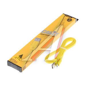 Кабель micro USB 1м желтый REMAX REMAX RM-000139
