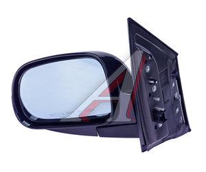 Зеркало боковое SSANGYONG Kyron (05-) левое (черное) (автоскладывание) OE 7891109123LAK