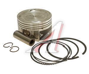 Поршень двигателя ЗМЗ-409 d=95.5 (группа Г) с поршневыми и ст.кольцами,пальцами 1шт. ЕВРО-2 ЗМЗ 409-1004018-105-04, 0409-00-1004018-94
