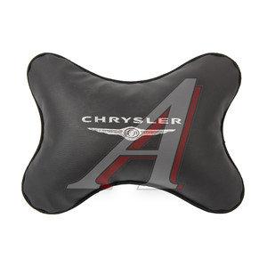 Подушка на подголовник CHRYSLER эко-кожа М28