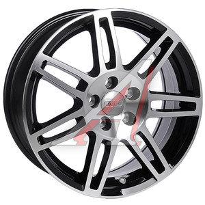 Диск колесный литой AUDI R16 HH-701 B4(Б/К) FR Design 5х100 ЕТ43 D-57,1 6,7J
