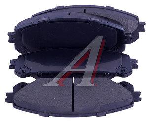 Колодки тормозные NISSAN Pathfinder,Navara (2.5 CDI) (R17) передние (4шт.) SANGSIN SP1249, GDB3392