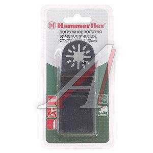 Полотно пильное по дереву и металлу для универсального инструмента 35мм HAMMER X-54503, 220-016 MF-AC 016