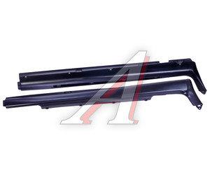 Облицовка порога ВАЗ-2114 передняя комплект 2шт. 2114-8415122/23-02, , 2114-8415122