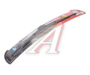 Щетка стеклоочистителя 600мм беcкаркасная (крепление крючок) Basic Line AVS 43164