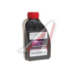 Жидкость тормозная DOT-5.1 0.5л TOYOTA OE 08823-80005