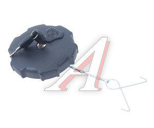 Крышка бака топливного КАМАЗ полуоборотная с ключом пластик FAH-LER FAH 80 AN