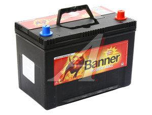 Аккумулятор BANNER Power Bull 100А/ч обратная полярность 6СТ100 P100 32, 83374