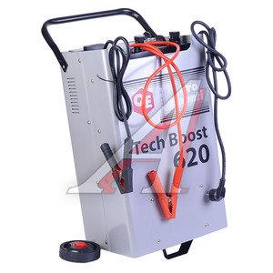 Устройство пуско-зарядное 12-24V/90-900Ач/590А передвижное ERGUS TECH BOOST 620, 771-473