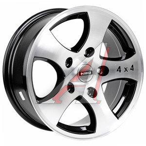 Диск колесный ВАЗ литой R16 BD NEO 641 5x139,7 ЕТ35 D-98